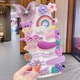 NHCQ1603957-23-Rainbow-Butterfly-Purple-[14-piece-set